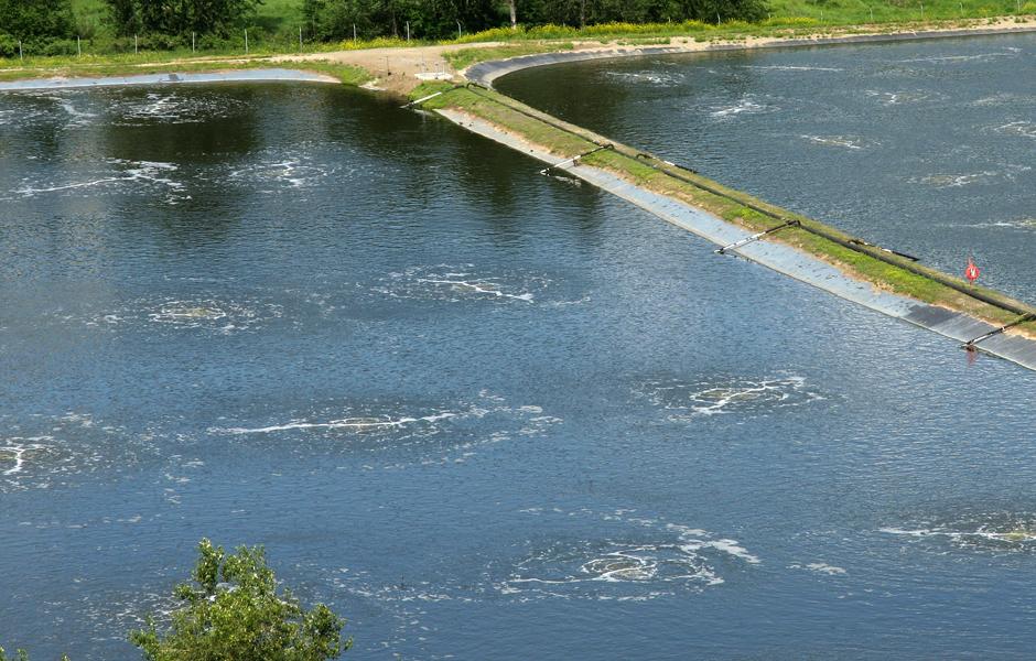 Lagoon Treatment